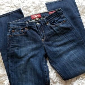 Lucky Brand bootcut jeans size 8